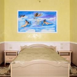 № 8. Студия улучшенная с балконом. Комната Стремоуховых_1