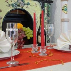 Романтический ужин при свечах Льгов