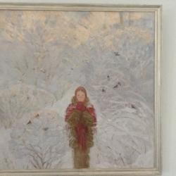 Выставка художницы Натальи Жарких_5