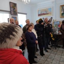 Открытие выставки Руднева Л.И._1