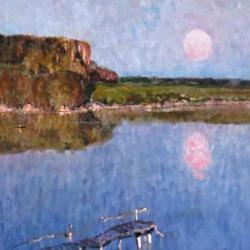 Выставка художника Руднева Л.И._2