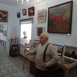 Открытие выставки Руднева Л.И._2
