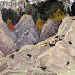 Выставка художника Руднева Л.И._3