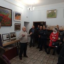 Открытие выставки Руднева Л.И._4