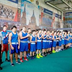 Участники турнира по боксу_1