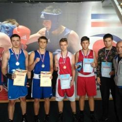 Участники турнира по боксу_2
