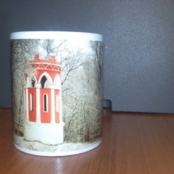 Кружка башня Шамиля Льгов зима
