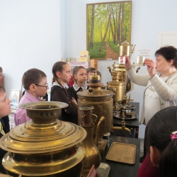 Музей и сувенирная лавка гостевого дома Льгов_6